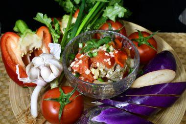 Хоровац (запеченные овощи)