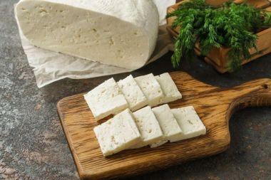 """Домашний сыр """"Имеретинский"""""""