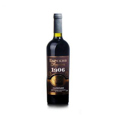 Вино красное сухое Национальная коллекция Саперави
