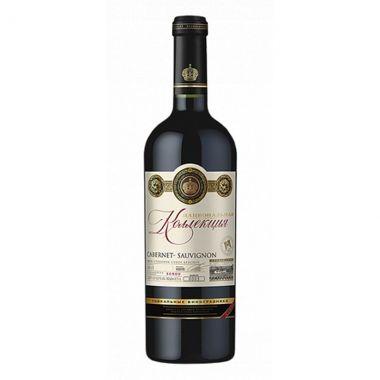 Вино красное сухое Национальная коллекция Каберне
